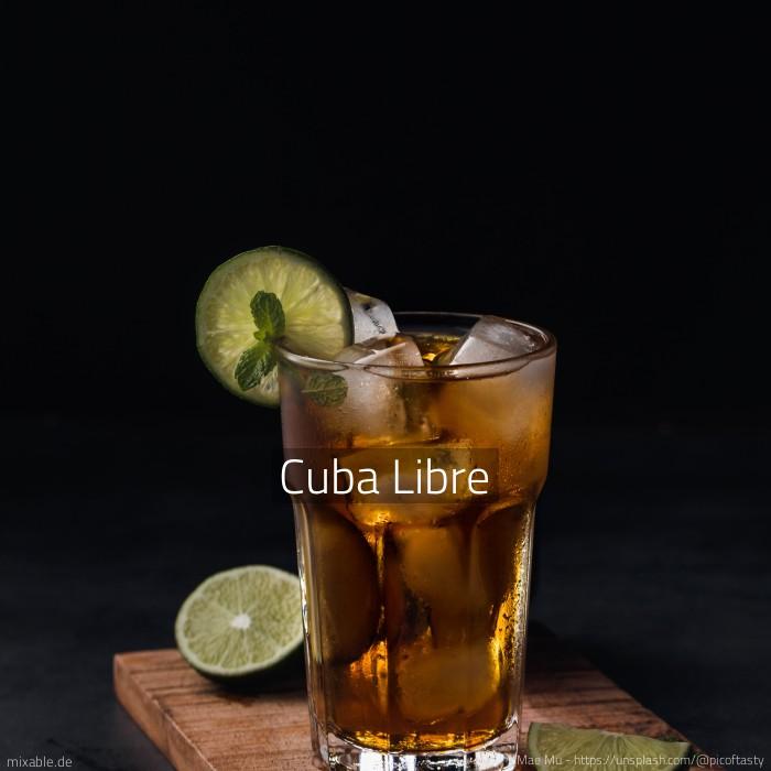 Cuba Libre Alkoholgehalt